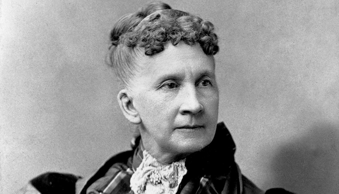 Women Who've Run for President -  Belva Lockwood