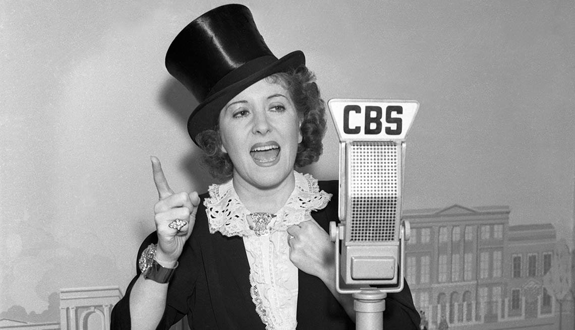 Women Who've Run for President - Gracie Allen
