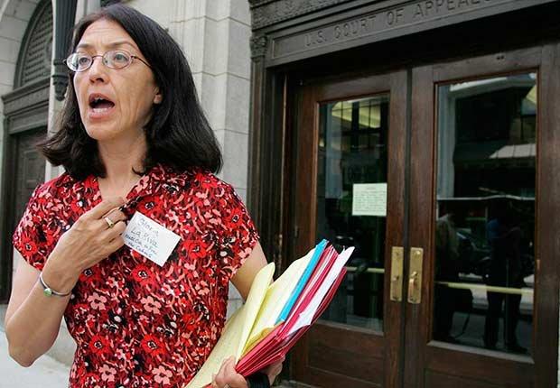 Gloria La Riva - Mujeres que han aspirado a la presidencia