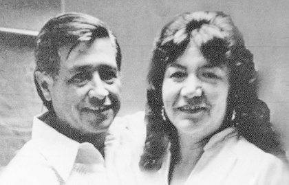 Cesar And Helen Chavez