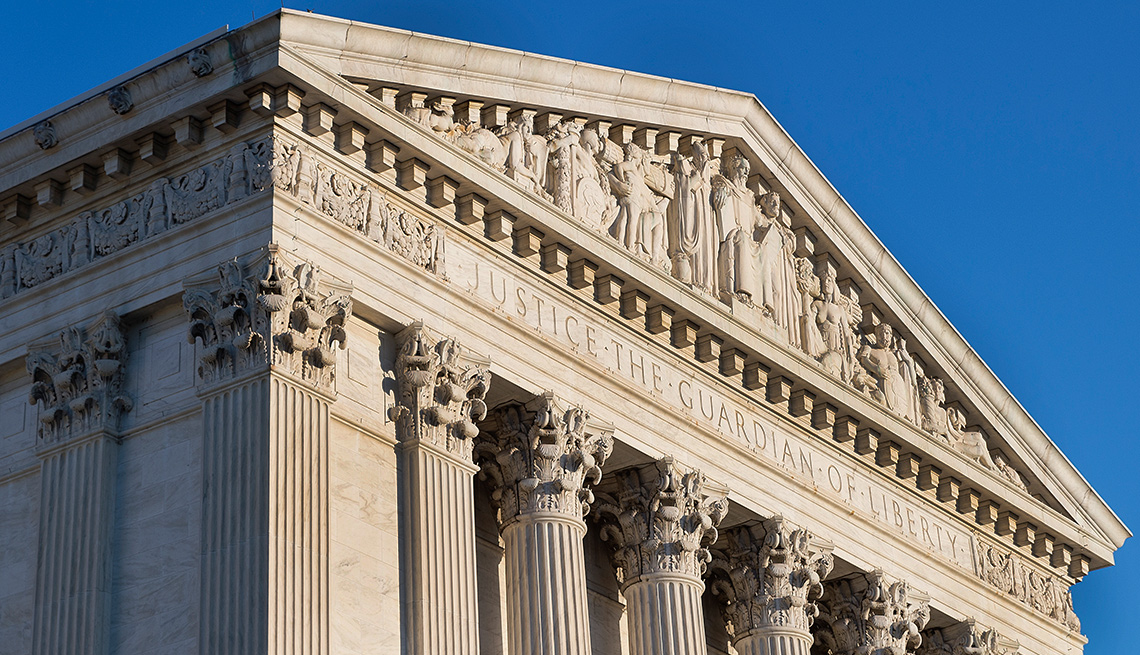 Supreme Court in Session: What's at Stake for Older Adults