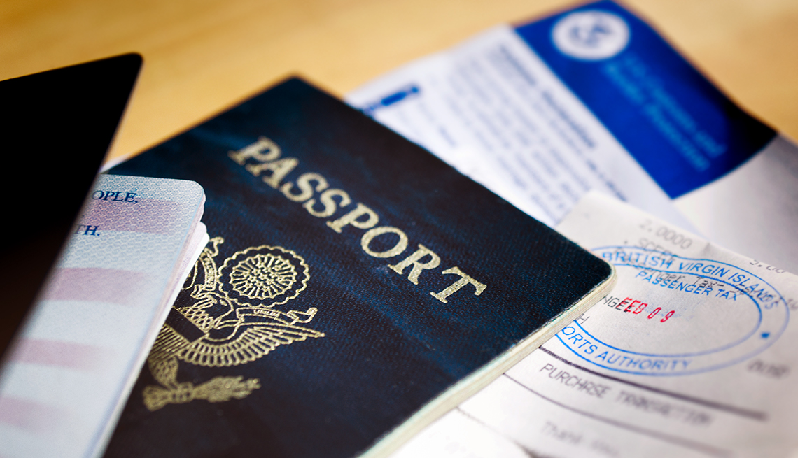 Government Shutdown Averted – For Now. get your passport