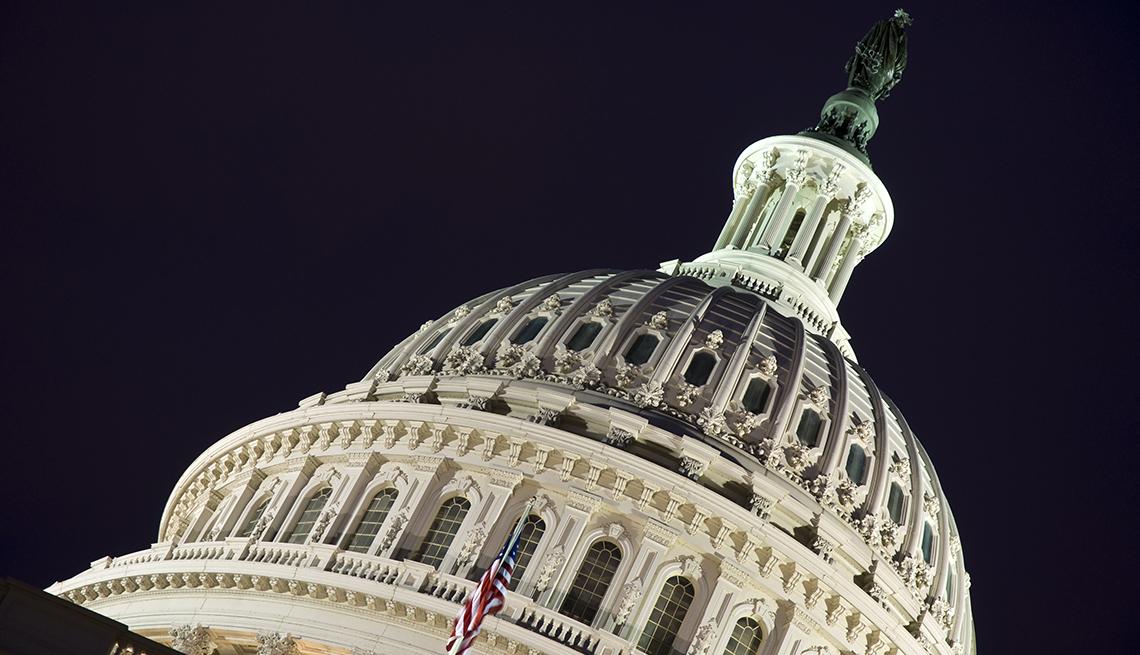 Edificio del Capitolio, Washington DC.