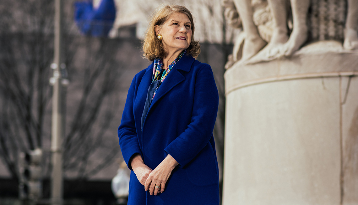 Elder Justice expert Judith Kozlowski