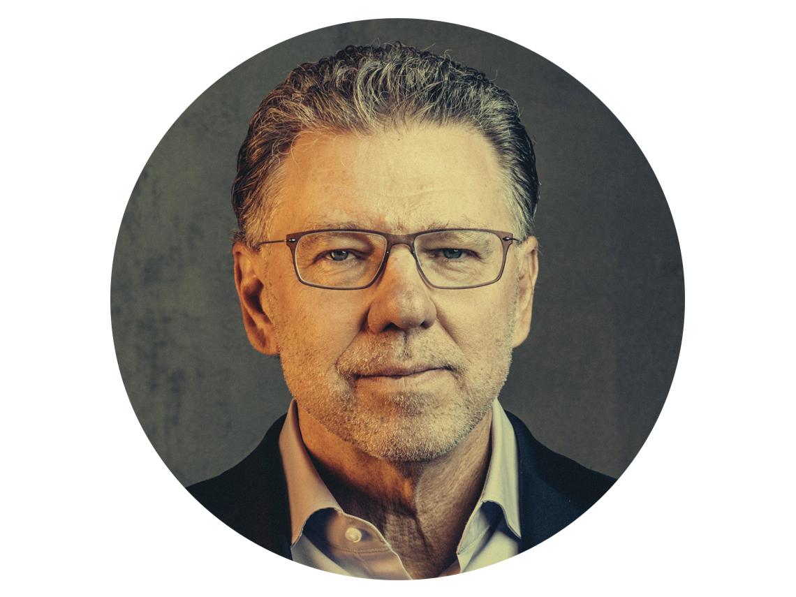Harry Johns, CEO Alzheimers Association