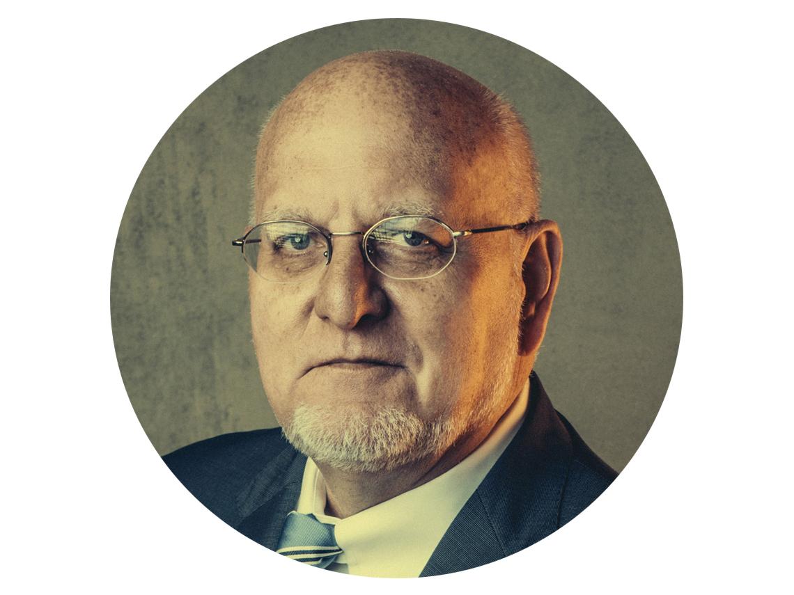 Dr. Robert Redfield, Director, CDC