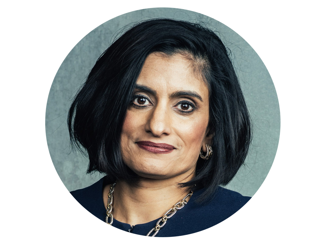 Seema Verma, Administrator of the Centers for Medicare and Medicaid Services,