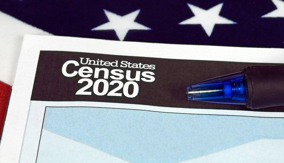 Formulario para el censo del 2020