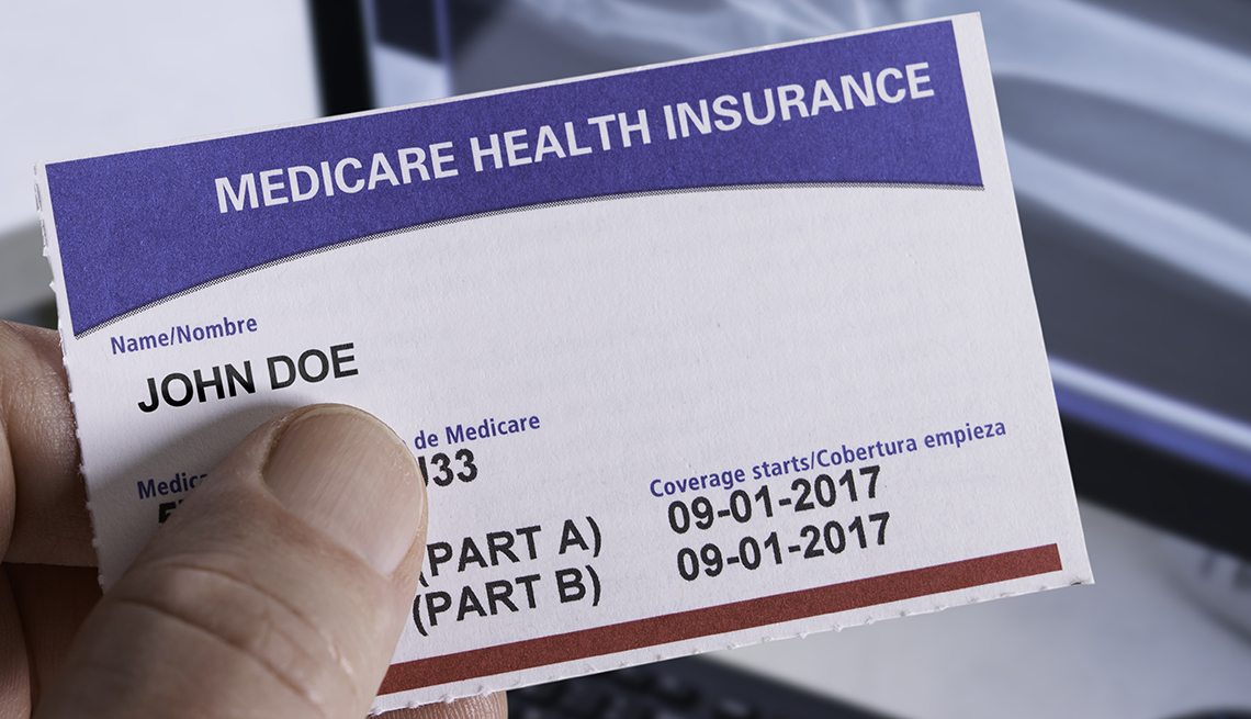 Tarjeta de Medicare