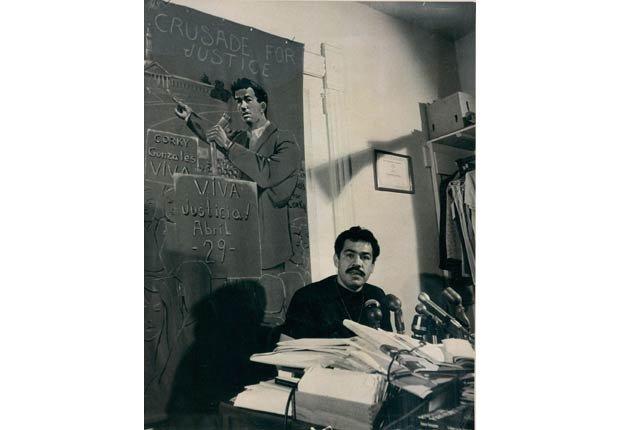 Rodolfo Gonzales, Derechos civiles chicanos