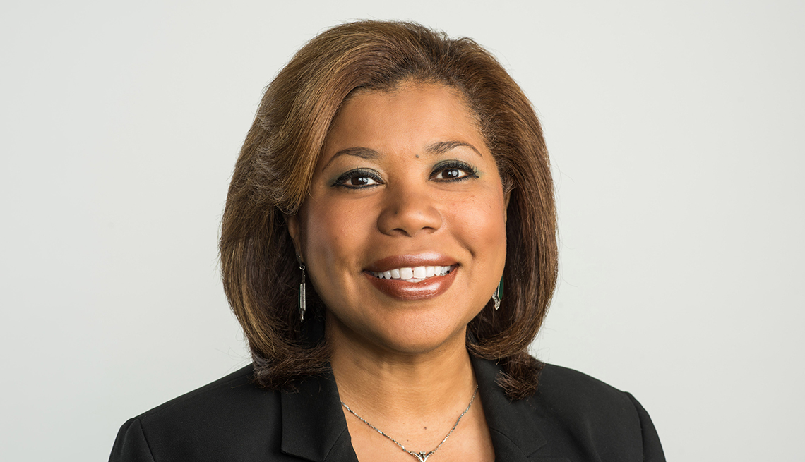 Yvette Peña, vice presidenta de Multicultural Leadership