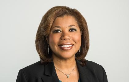 Yvette Peña, Vice president of Multicultural Leadership