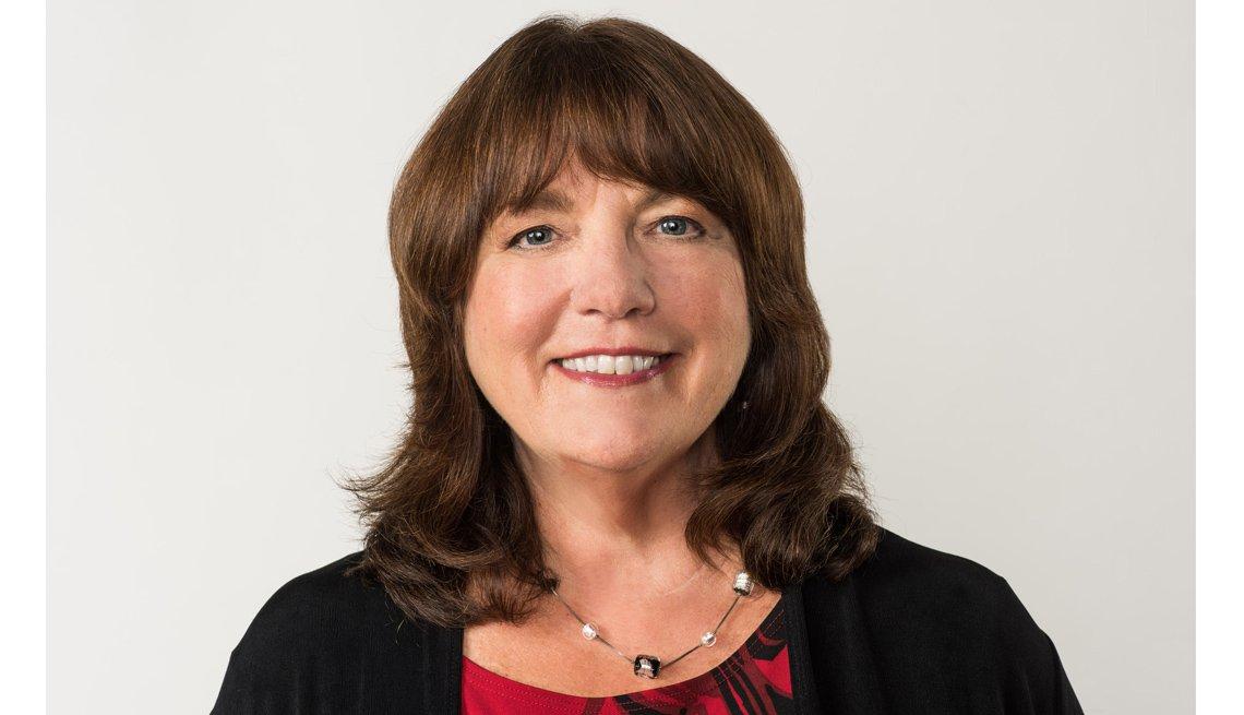 Portrait Of PPI Expert Susan Reinhard, AARP, Public Policy Institute