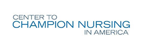Center to Champion Nursing in America Logo