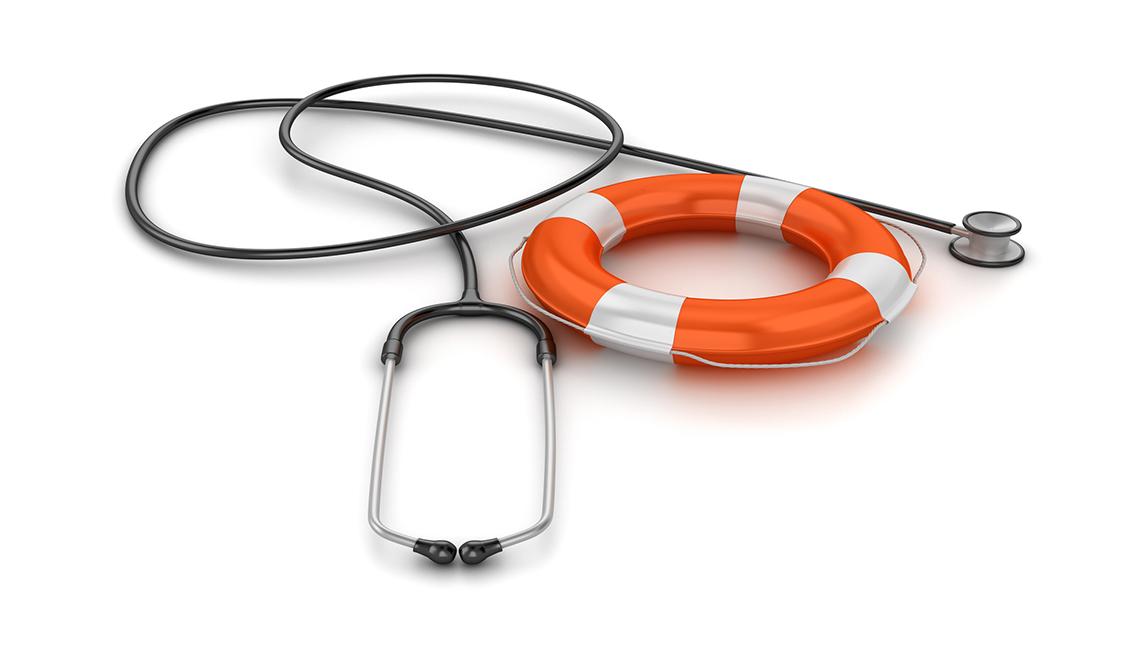 Life Belt with Stethoscope