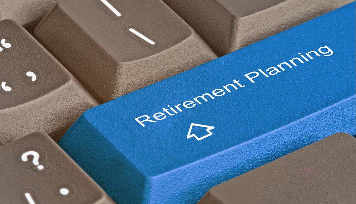 Retirement planning Getty Image