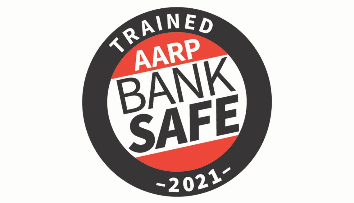 a a r p bank safe trained 2021