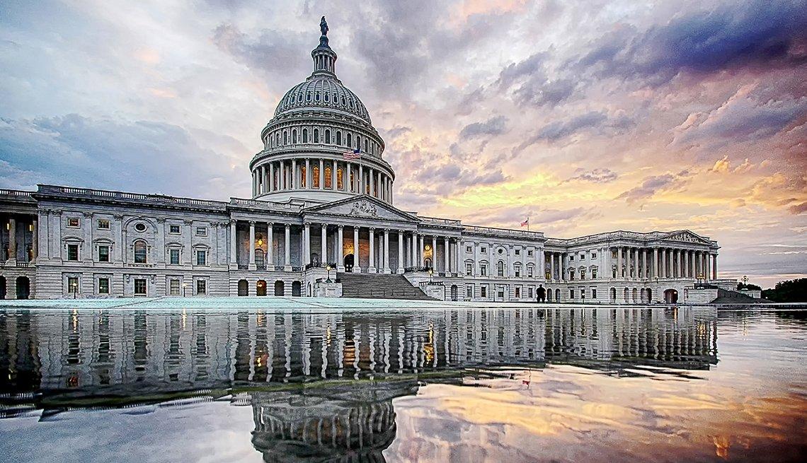 U S Capitol Building