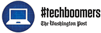 #Techboomers - The Washington Post - Logo