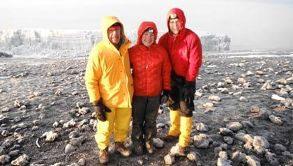Richard Byerley Oldest Person to Summit Kilimanjaro