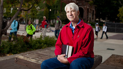 Steve Powell, audited several classes at the University of Wisconsin-Madison as part of a state program that allows people over 60 to sit in on courses for free.