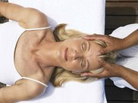 A massage - one of the little luxuries Jaquelyn Mitchard lists for the over 50 population.