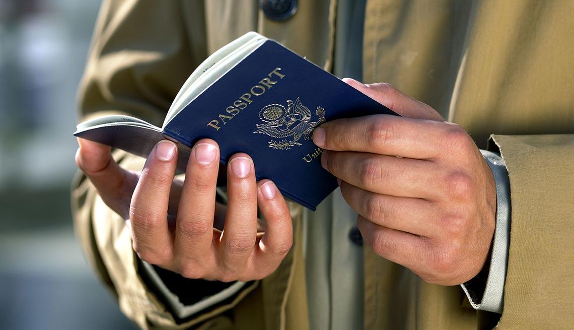 Como Renovar El Pasaporte Documento De Viaje