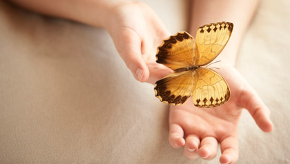 butterfly-on-hand-Dirk-Rees-Corbis
