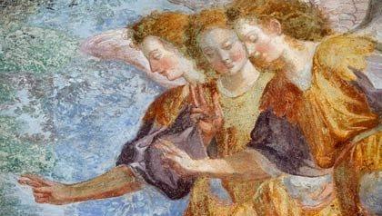 Los angeles entre nosotros