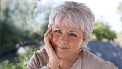 """""""I don't have a prayer, of course, because I don't want anything but what I have,"""" Byron Katie says."""