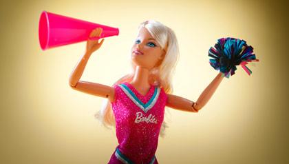Memorabilia the baby boomer loves- a Barbie doll