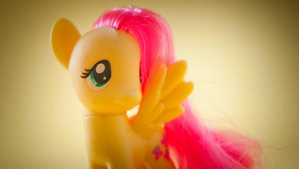 Memorabilia the baby boomer loves- My Little Pony
