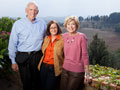 Jane Pauley - Your Life Calling - with Bill and Patty Sutherland in Tuscany