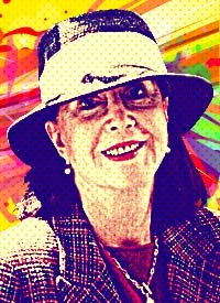 Judith Viorst at 65