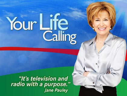Your Life Calling - Jane Pauley promo