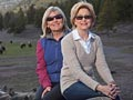 Jane Pauley interviews Barbara O'Grady for Your Life Calling in West Yellowstone, Montana.