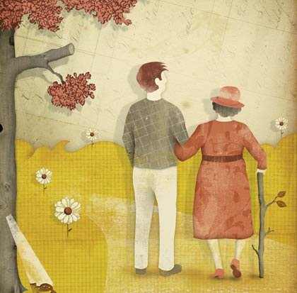 The Secret Caregivers