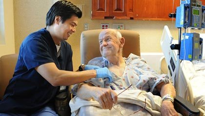 Nursing Center Photo Contest Winner