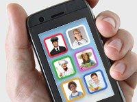 Celular inteligente - Celulares inteligentes con las opciones de ayuda para personas ocupadas