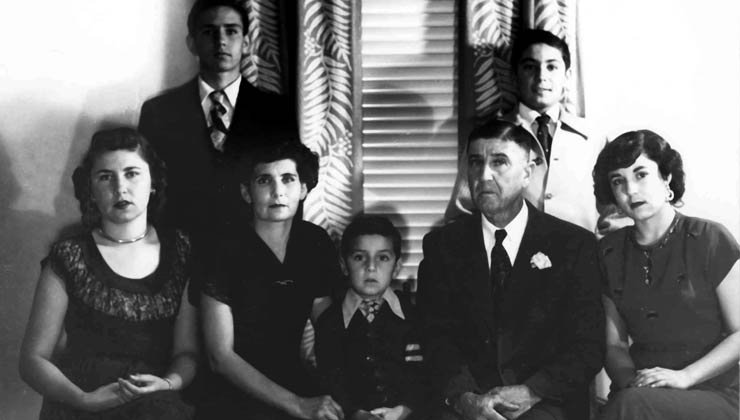In Living Color: Family Histories