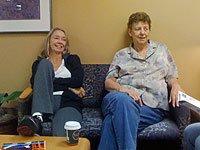 Mary Mohler donó un riñón a su cuñada