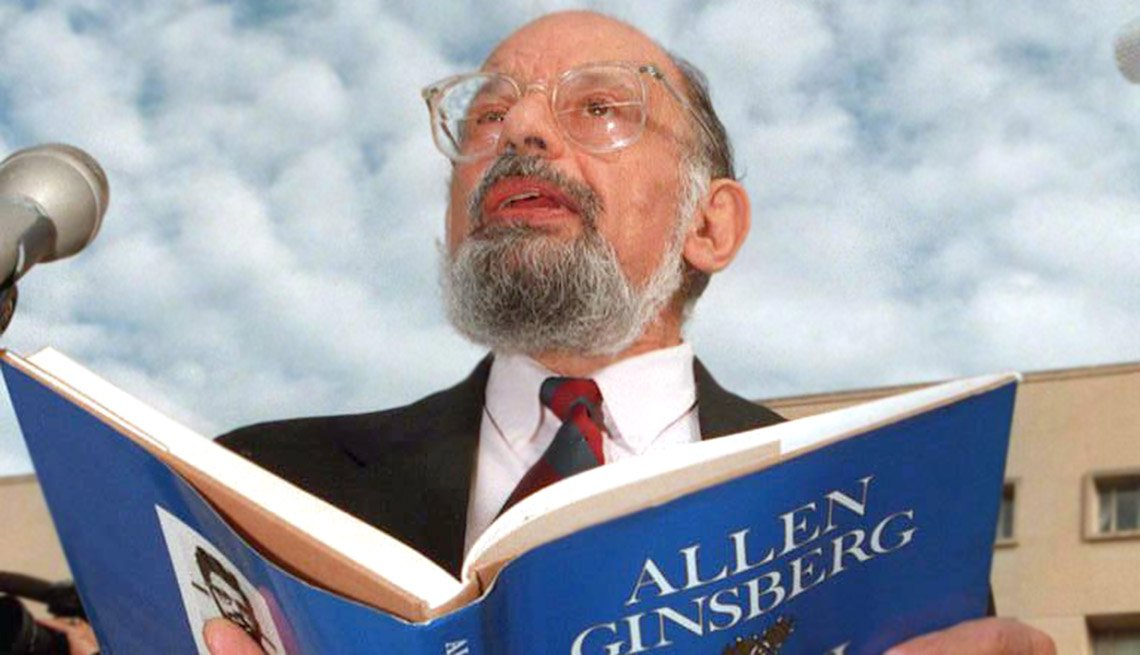 Gay Writers in American Literature - Allen Ginsberg