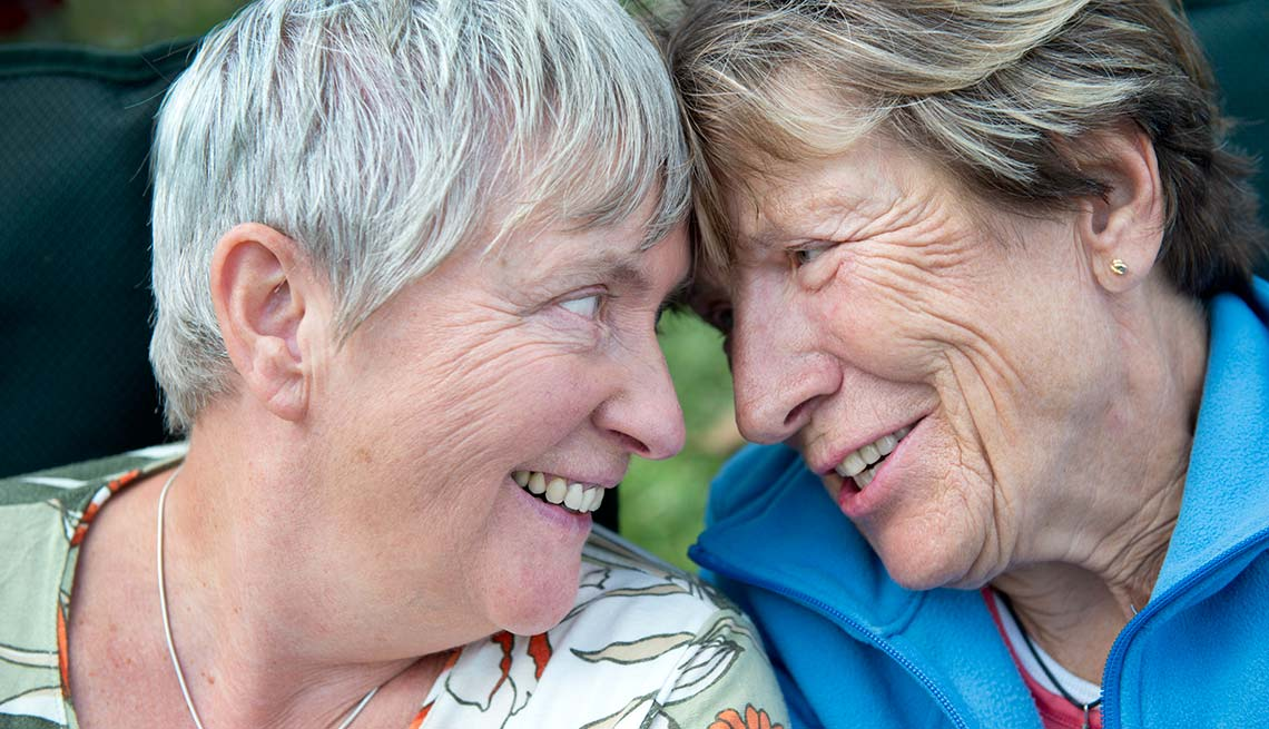 LGBT Issues and Aging