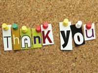 El poder de dar las gracias