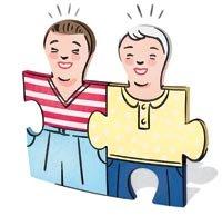 Tomar una clase es una manera de hacer nuevos amigos que compartan sus intereses.