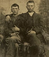 Dating Old Photos - the King brothers