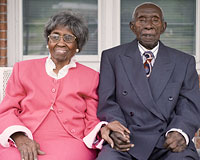 Couple Maintains World Record for Longest Marriage