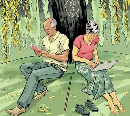Luche contra la sensación de monotonía y aburrimiento tras estar casado por 40 años