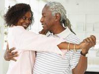 Pareja bailando - Consejos para reducir el stress del Dr. Oz