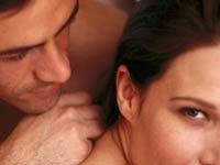 Un primer plano de un hombre y una mujer. Orgasmos? Un tema tabú?